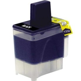LC41BK Ink Cartridge - Brother New Compatible  (Black)