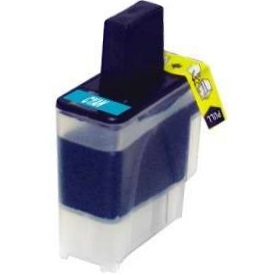 LC41C Ink Cartridge - Brother New Compatible  (Cyan)