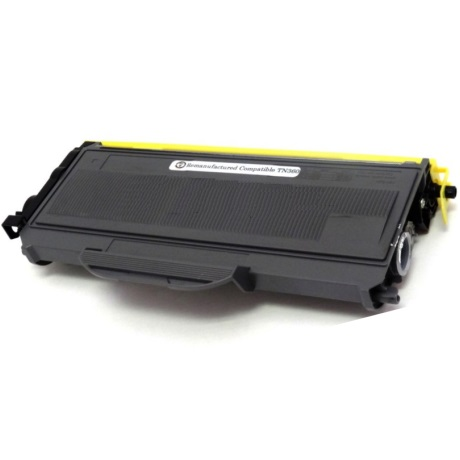 TN360 Toner Cartridge - Brother New Compatible  (Black)