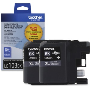 LC1032PKS Ink Cartridge - Brother Genuine OEM (Multipack)