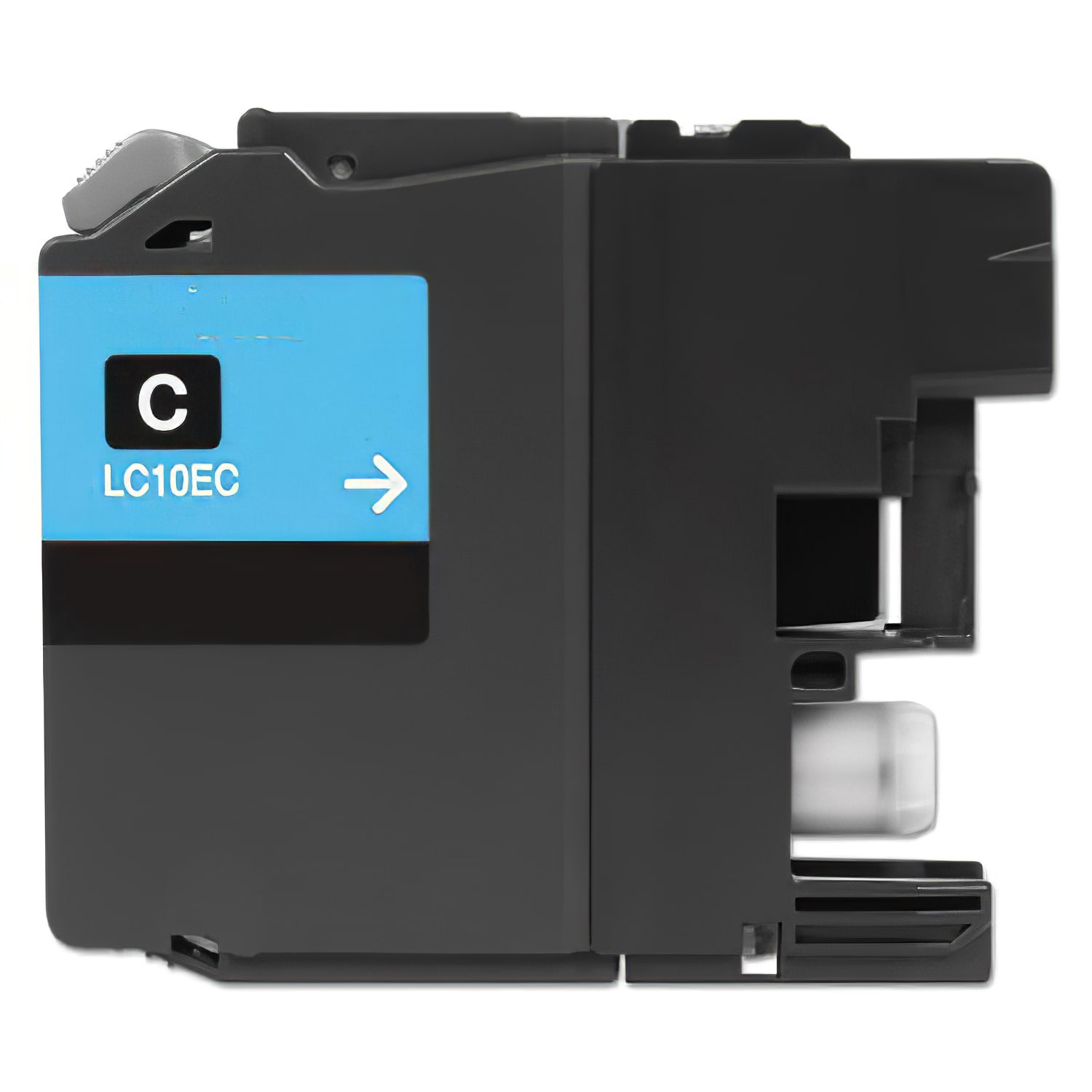 LC10EC Ink Cartridge - Brother Compatible (Cyan)