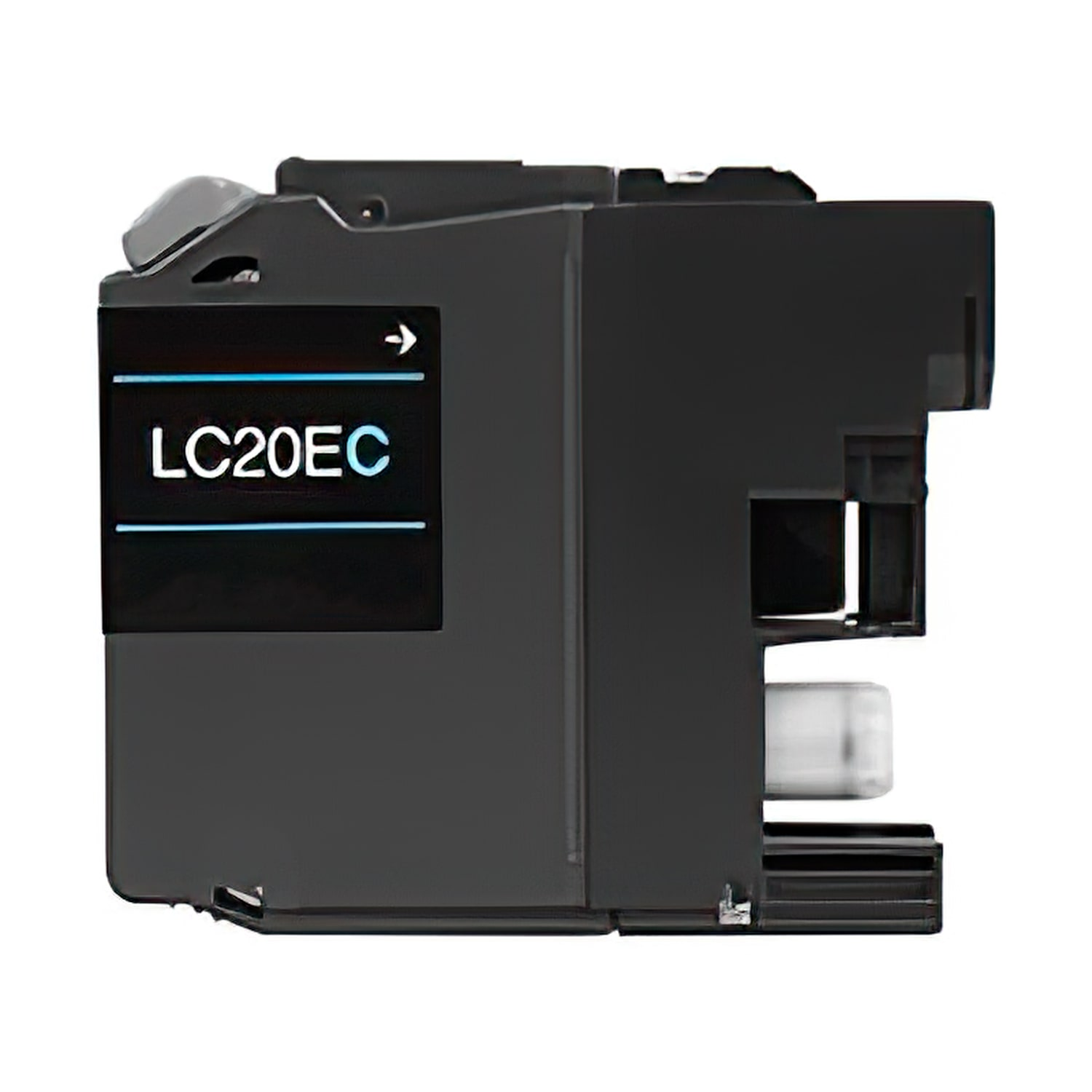 LC20EC Ink Cartridge - Brother Compatible (Cyan)