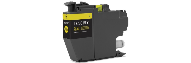 LC3019Y Ink Cartridge - Brother Compatible (Yellow)