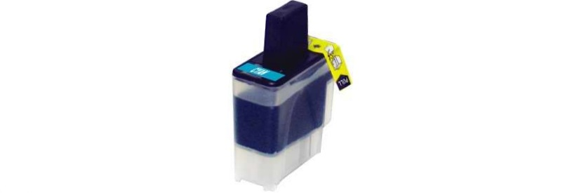 LC41C Ink Cartridge - Brother Compatible (Cyan)
