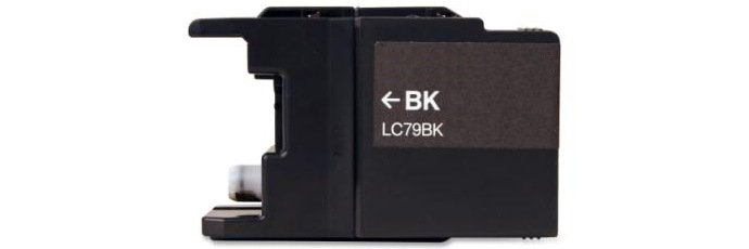 LC79BK Ink Cartridge - Brother Compatible (Black)