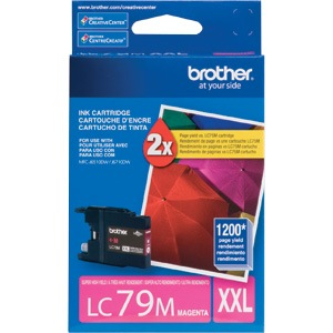 LC79M Ink Cartridge - Brother Genuine OEM (Magenta)