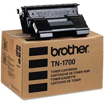 TN1700 Toner Cartridge - Brother Genuine OEM (Black)