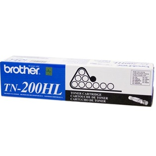 TN200 Toner Cartridge - Brother Genuine OEM (Black)