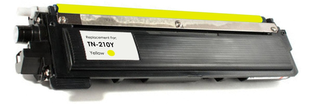 TN210Y Toner Cartridge - Brother Compatible (Yellow)