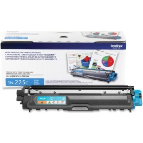 TN225C Toner Cartridge - Brother Genuine OEM (Cyan)