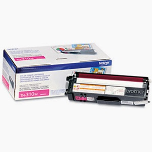 TN310M Toner Cartridge - Brother Genuine OEM (Magenta)