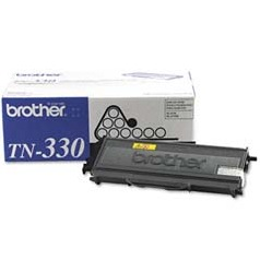 TN330 Toner Cartridge - Brother Genuine OEM (Black)