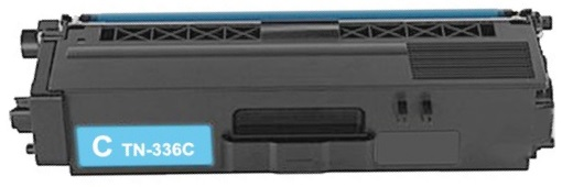 TN336C Toner Cartridge - Brother Compatible (Cyan)