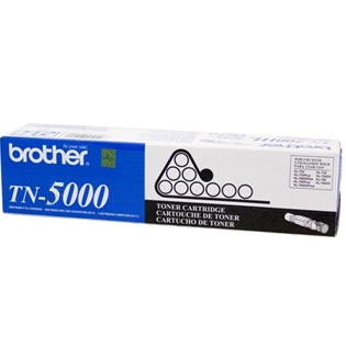 TN5000 Toner Cartridge - Brother Genuine OEM (Black)