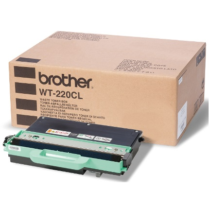 WT220CL Waste Toner Box - Brother Genuine OEM