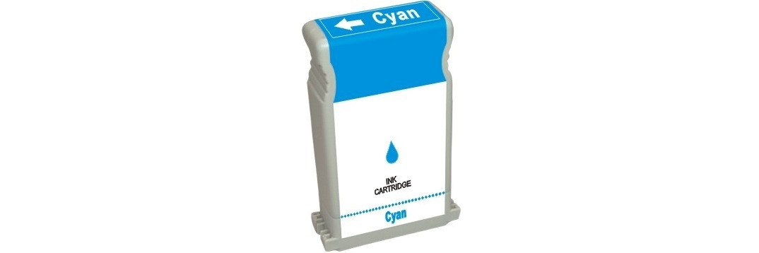 BCI-1302C Ink Cartridge - Canon New Compatible  (Cyan)