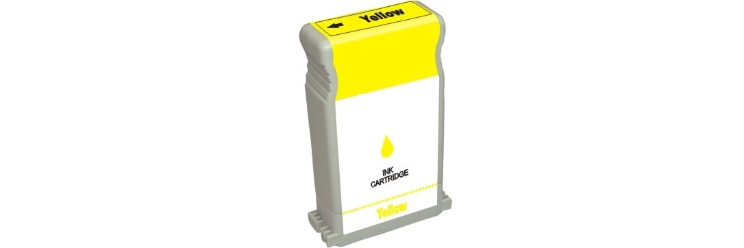 BCI-1302Y Ink Cartridge - Canon New Compatible  (Yellow)