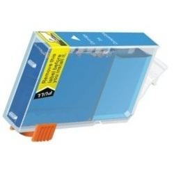 BCI-3eC Ink Cartridge - Canon Remanufactured  (Cyan)