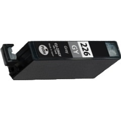CLI-226GY Ink Cartridge - Canon New Compatible  (Gray)
