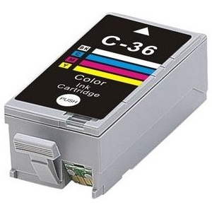 CLI-36 Ink Cartridge - Canon New Compatible  (Color)