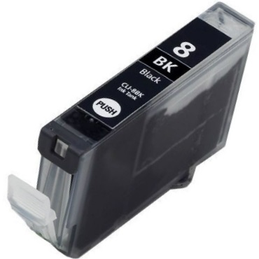 CLI-8BK Ink Cartridge - Canon New Compatible  (Black)
