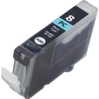 CLI-8PC Ink Cartridge - Canon New Compatible  (Photo Cyan)