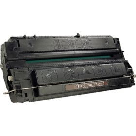 FX-4 Toner Cartridge - Canon Remanufactured  (Black)