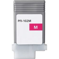 PFI-102M Ink Cartridge - Canon New Compatible  (Magenta)