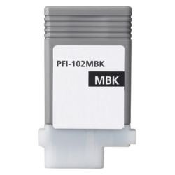 PFI-102MBk Ink Cartridge - Canon New Compatible  (Matte Black)