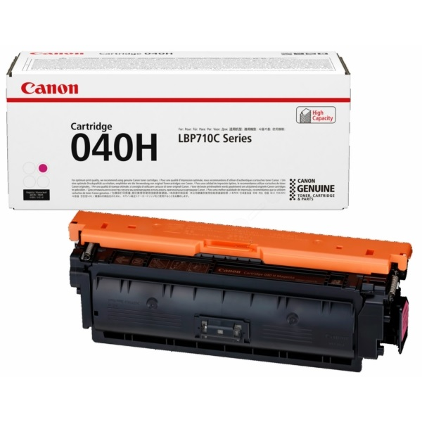 0457C001 Toner Cartridge - Canon Genuine OEM (Magenta)