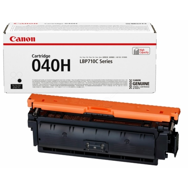 0461C001 Toner Cartridge - Canon Genuine OEM (Black)