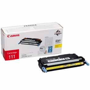 1657B001AA Toner Cartridge - Canon Genuine OEM (Yellow)