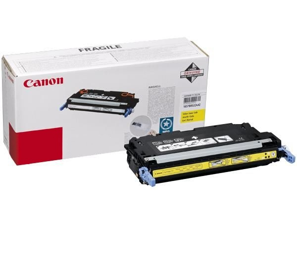 1657B004AA Toner Cartridge - Canon Genuine OEM (Yellow)