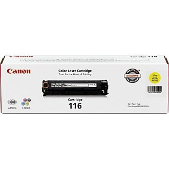 1977B001AA Toner Cartridge - Canon Genuine OEM (Yellow)