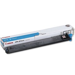 2448B003AA Toner Cartridge - Canon Genuine OEM (Cyan)
