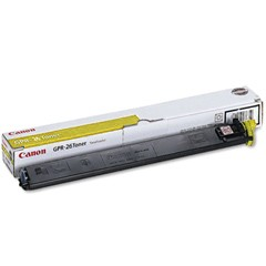 2450B003AA Toner Cartridge - Canon Genuine OEM (Yellow)