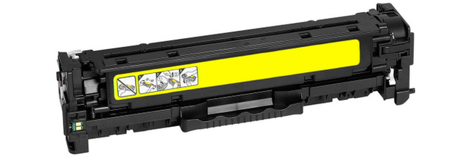 2659B001AA Toner Cartridge - Canon Remanufactured (Yellow)
