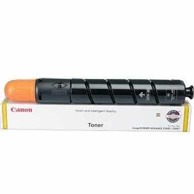 2803B003AA Toner Cartridge - Canon Genuine OEM (Yellow)
