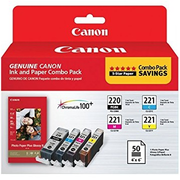 2945B011 Ink Cartridge - Canon Genuine OEM (Bundle Pack)