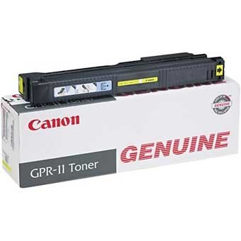7626A001AA Toner Cartridge - Canon Genuine OEM (Yellow)