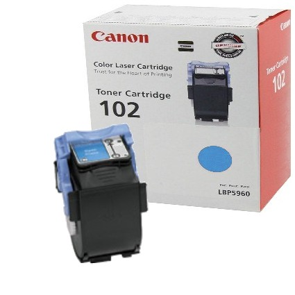 9644A006AA Toner Cartridge - Canon Genuine OEM (Cyan)
