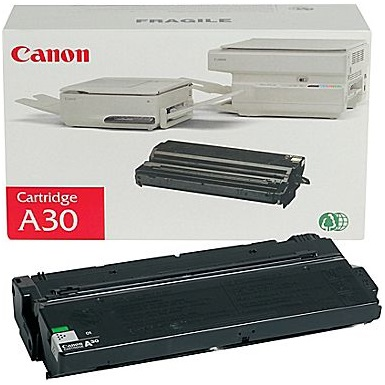 A30 Toner Cartridge - Canon Genuine OEM (Black)