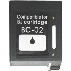 BC-02 Ink Cartridge - Canon Remanufactured (Black)