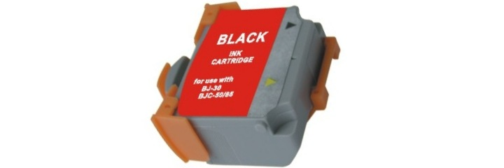BCI-10 Ink Cartridge - Canon Compatible (Black)