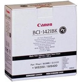 BCI-1421BK Ink Cartridge - Canon Genuine OEM (Black)