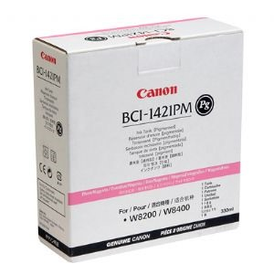 BCI-1421PM Ink Cartridge - Canon Genuine OEM (Photo Magenta)