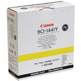 BCI-1441Y Ink Cartridge - Canon Genuine OEM (Yellow)