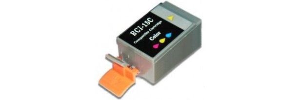 BCI-15C Ink Cartridge - Canon Compatible (Color)