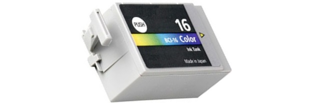 BCI-16C Ink Cartridge - Canon Compatible (Color)
