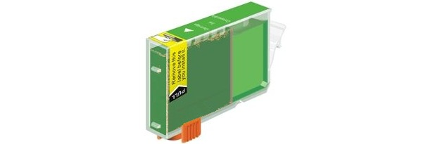 BCI-6G Ink Cartridge - Canon Compatible (Green)
